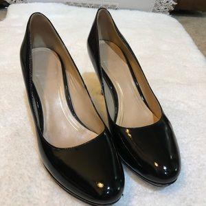 Cole Haan Nike Air Black Heels 8 1/2